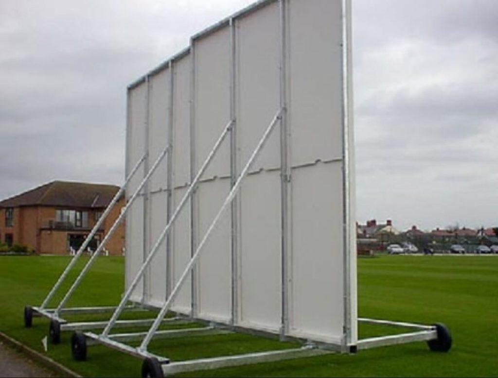 Cricket Sight Screen