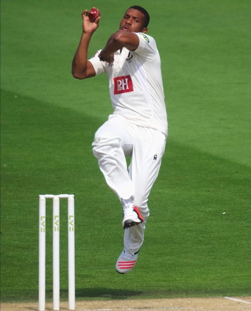 Fast Pace Bowler Cricket