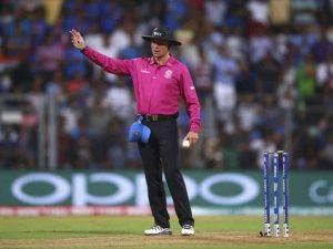 No-ball umpire cricket