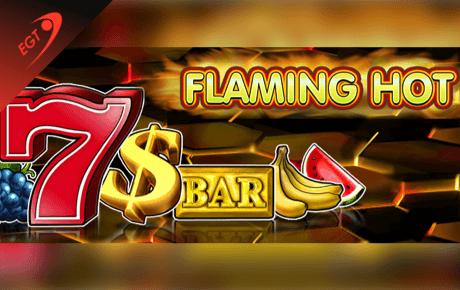 Flaming Hot slot machine EGT