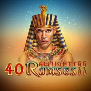 Slot game 40 Almighty Ramses