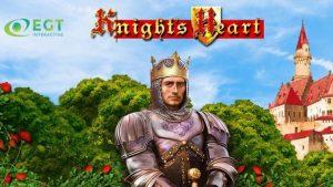 Knights Heart EGT slot machine