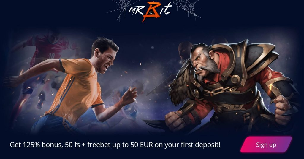 MrBit bonus on first time deposit