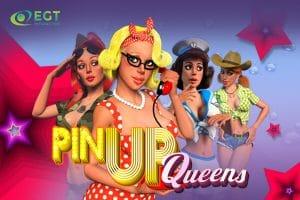 Pin Up Queens slot