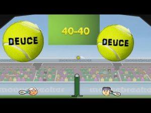 What is Deuce in tennis game