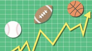 Mathematical predictions for online sports betting
