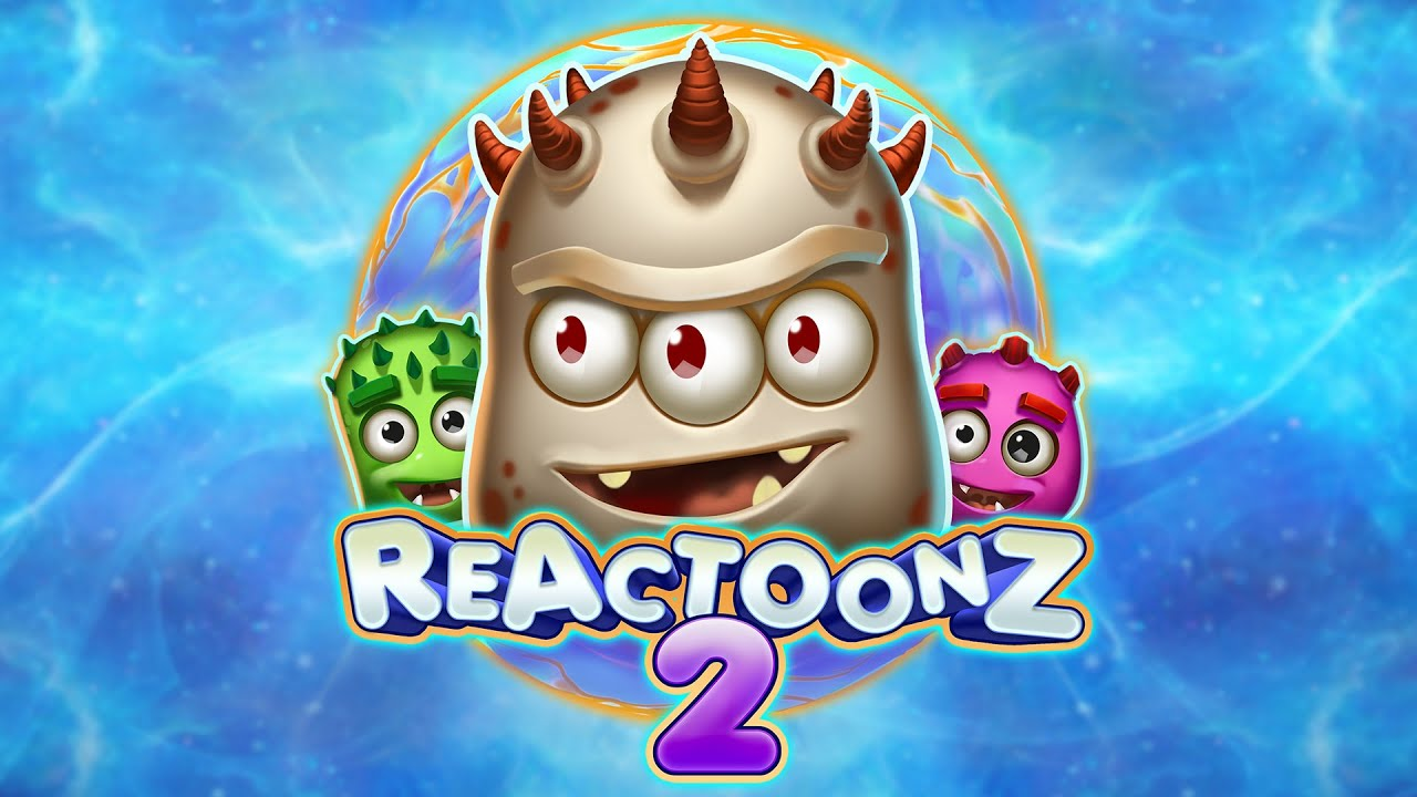 Slot game Reactoonz 2