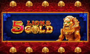 Casino game 5 Lions Gold