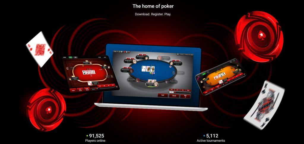 Poker stars games