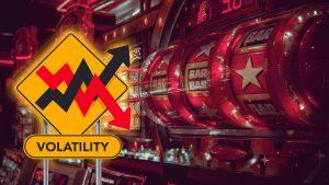 What is casino slot volatility