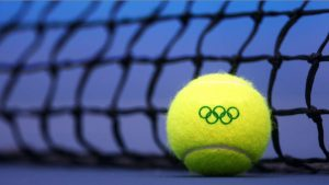 Is tennis game included in the Olympics
