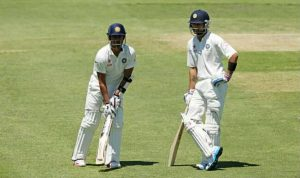 Can two batsmen be declared out