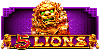 Slot game 5 Lions