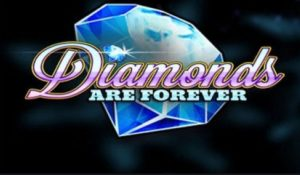 Slot game Diamonds are Forever