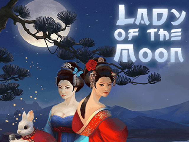 Lady of the Moon slot machine