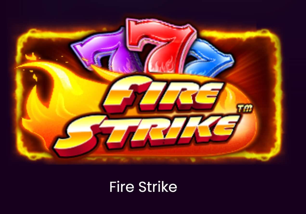777 Fire Strike slot game