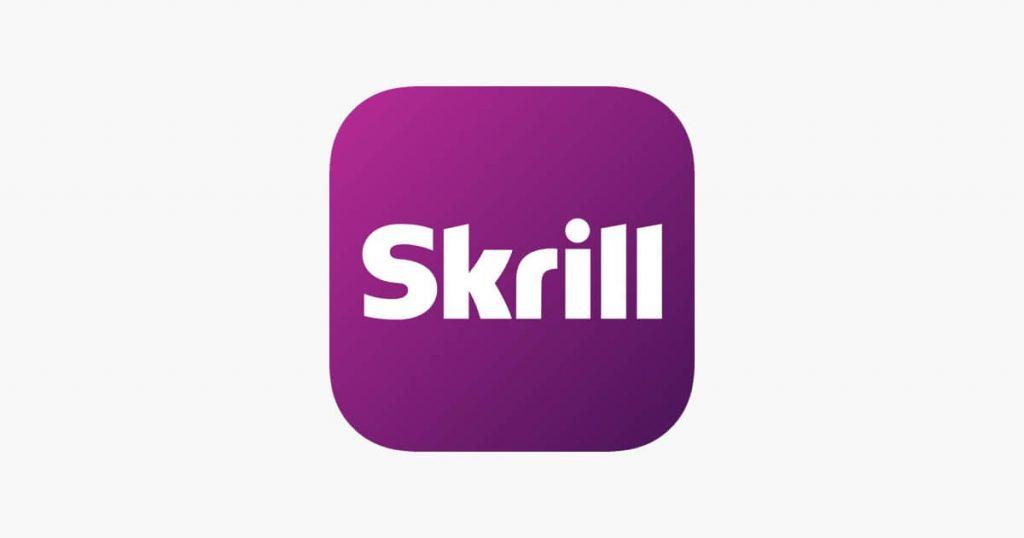 Skrill application
