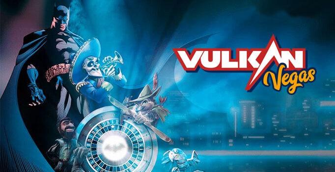 Vulkan Vegas online games