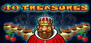 CT Gaming slot 40 Treasures