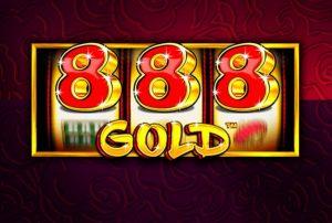 888 Gold slot machine