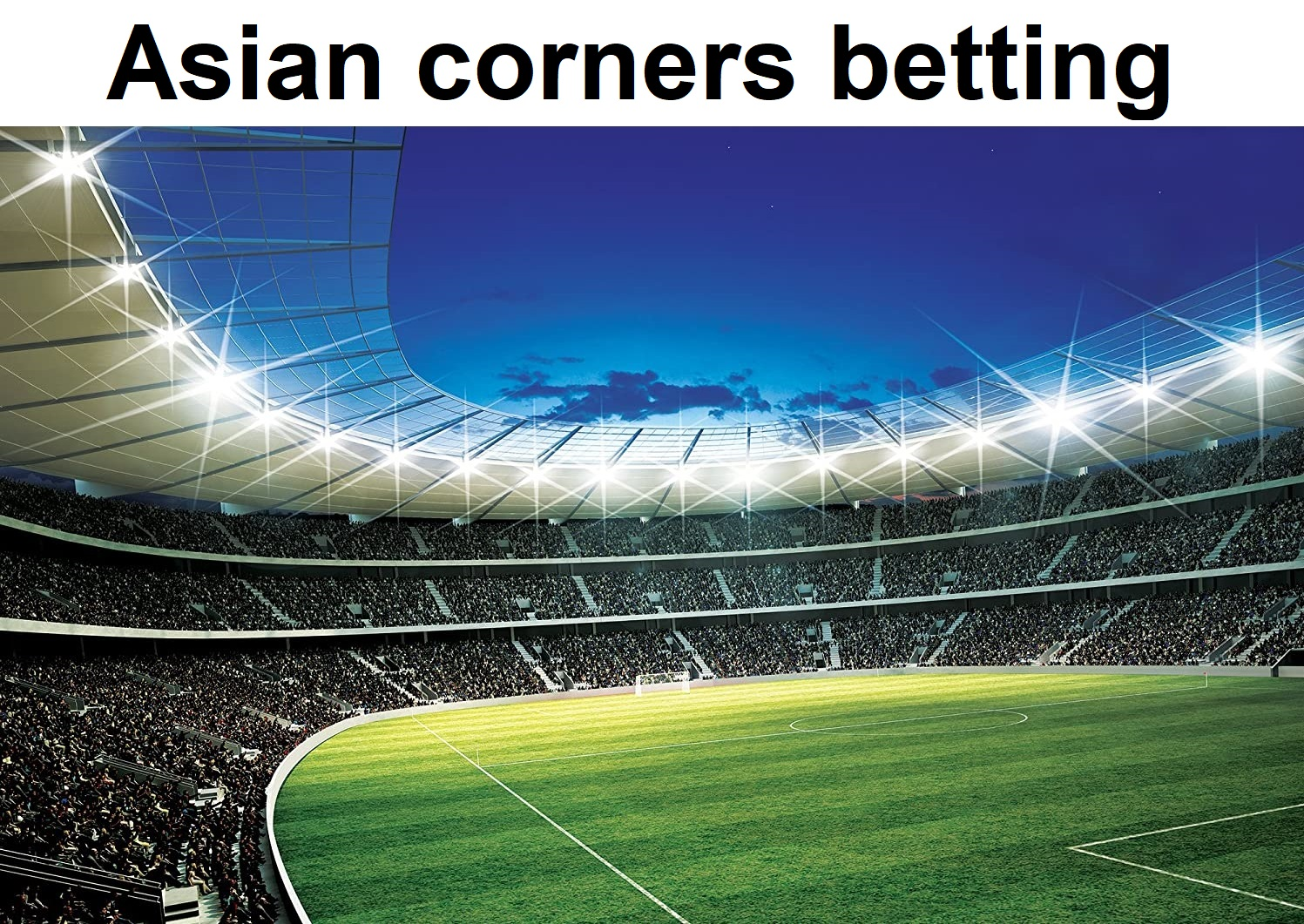 How to bet on Asian corners