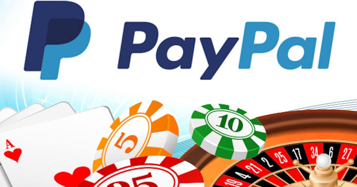 Casino that accepts Paypal payments