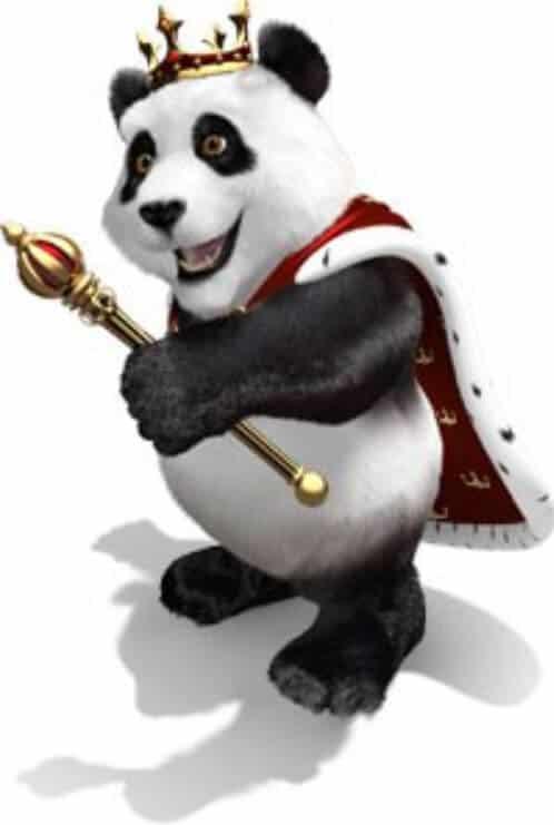 Cazinou online Royal Panda