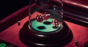 Sic Bo is a Chinese dice gambling game