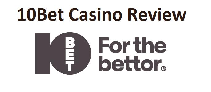 10Bet Casino Review