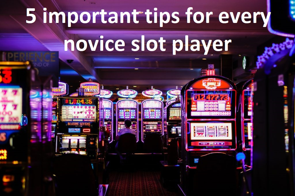 Important Tips for Slot Players