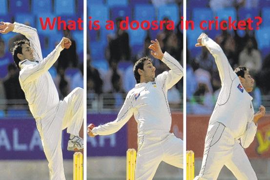 Doosra in cricket