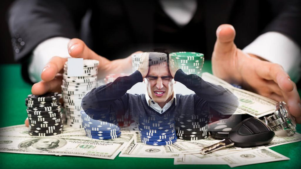How to play casino with minimal risk?