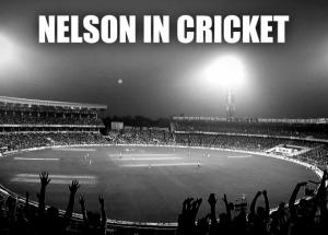 Nelson in cricket