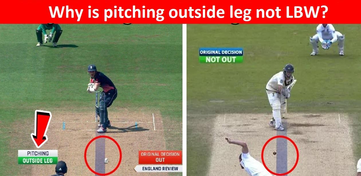 pitching outside leg