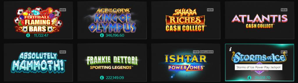 Skybet Casino Slot Games