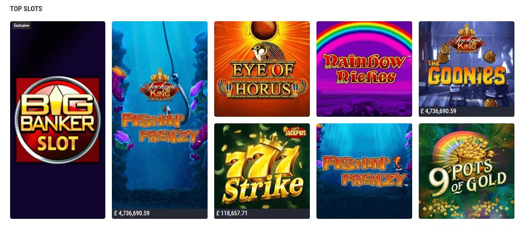 Jocuri de cazino pe LadBrokes