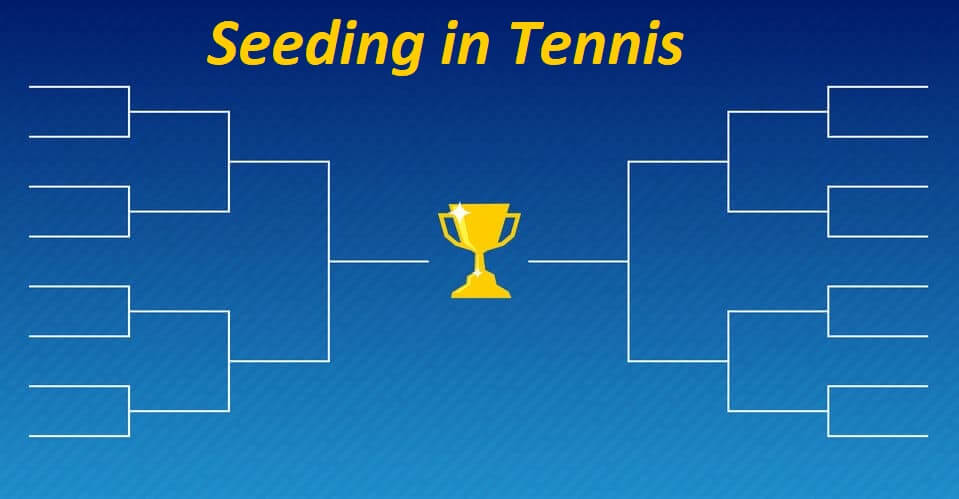 What is seeding in tennis game