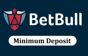 Betbull minimum deposit
