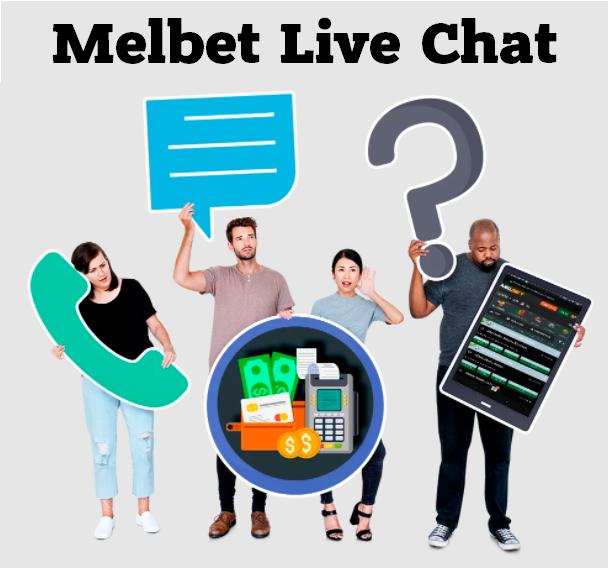 Melbet live chat