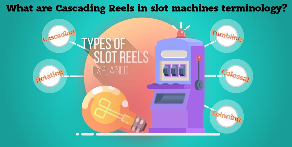 What are Cascading Reels in slot machines terminology?