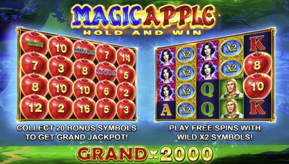 Slot Ajaib Tahan dan Menangkan Apple